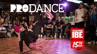 BGirl Battle | Terra & Eddie vs Heartbreakerz | FINAL | IBE 2015