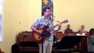 Guitar Heroes - Hallelujah (August 25, 2013).  Andrew Ferguson and Emily Bruch on vocals.