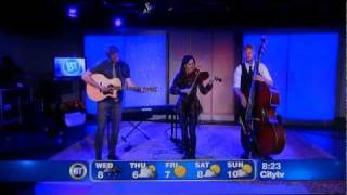 Stephanie Cadman - Celtic Blaze - Breakfast TV - CITY TV - Oct. 26, 2011