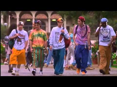 Clueless Clip - 90's Baggy Pants Speech 'All the Young Dudes'