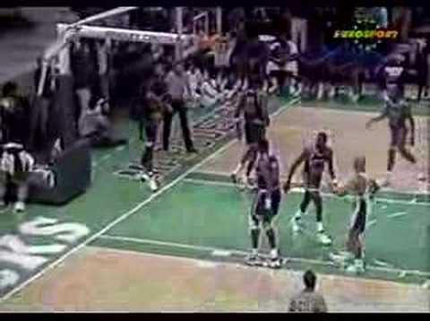 NBA rookie class 92-93