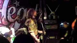 Wildhearts,Stoke,25/9/09,Nita Nitro