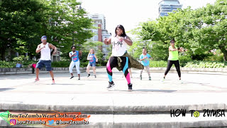 Dure Dure by Jencarlos ft. Don Omar  (Reggaeton, Zumba® Fitness Choreography) - 4 Months Pregnant
