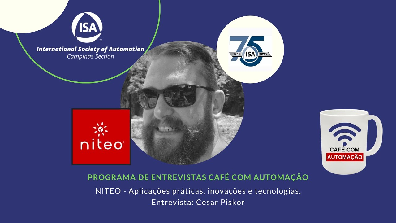 Café Com Automação - Cesar Piskor - Niteo