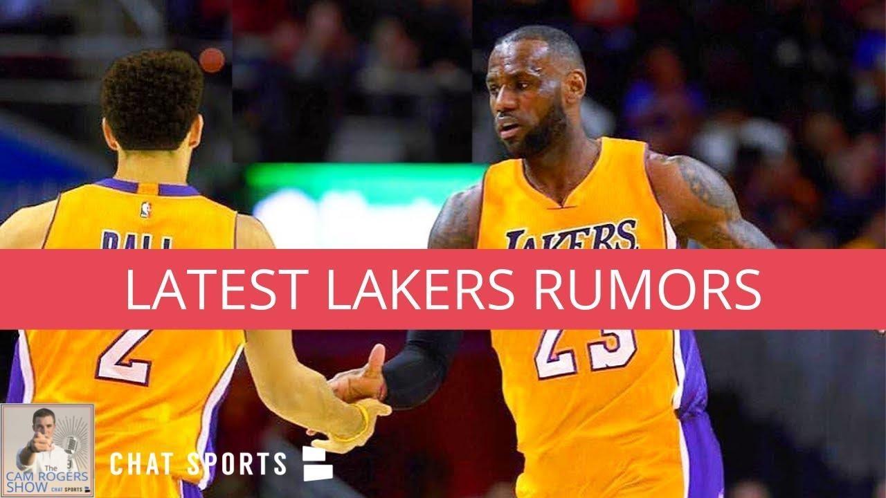 Lakers Rumors  LeBron James To Play Center 58ec84b90