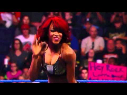 WWE Diva Alicia Fox Theme Song: Pa Pa Pa Pa Party