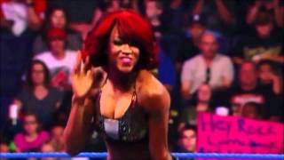 """WWE Diva Alicia Fox Theme Song: """"Pa- Pa- Pa- Pa- Party"""""""