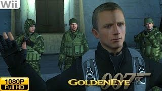 GoldenEye 007 - Wii Gameplay 1080p (Dolphin GC/Wii Emulator)