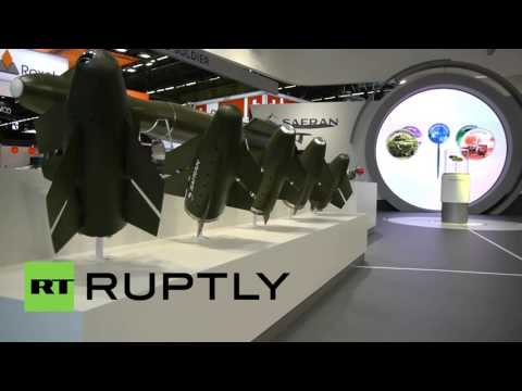 France: Russian tanks, helis, and military hardware hit Eurosatory 2016