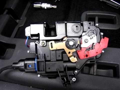 Volkswagen Cabrio Fuse Box Diagram Vw Touran Door Lock Problem Youtube