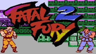 FATAL FURY 2 (Unl) (NES Pirate) - NES LONGPLAY - Andy Playthrough (NO DEATH RUN) (FULL GAMEPLAY)