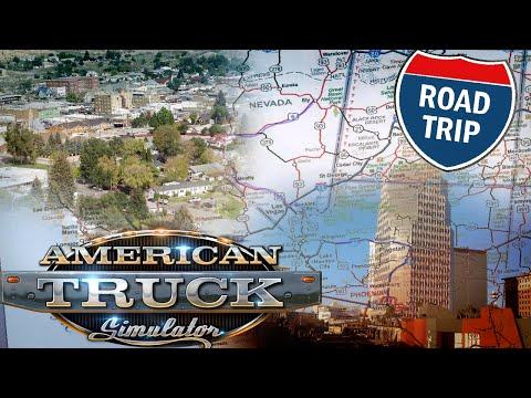 "American Truck Simulator Fun II - ""Ely, NV to Tucson, AZ!"" [1.3 Beta]"