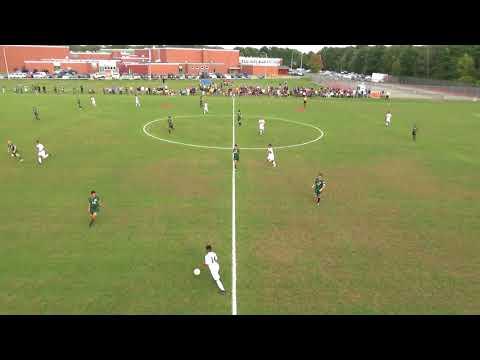Brentwood Varsity 1st Goal vs William Floyd High School 10 05 2017