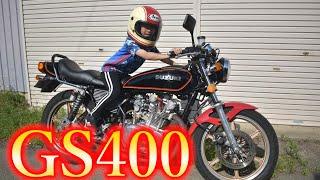 GS400 ゆーじGS450 SUZUKI