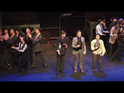 Guys & Dolls - Trading Faces Stage School 2016