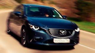Изменения и старые косяки Мазда 6 2015! Тест драйв Mazda 6