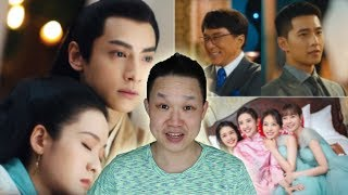 Princess Silver ends, Jackie Chan and Yang Yang movie, Zhang Ruoyun and Tang Yixin wedding