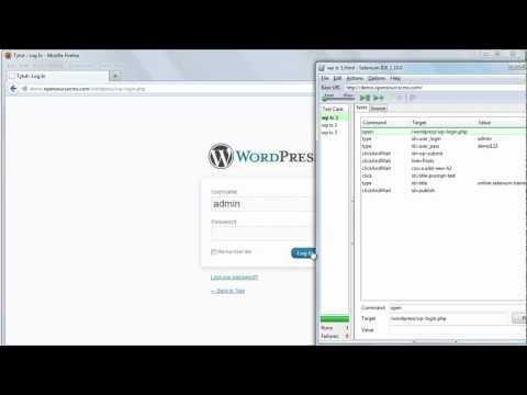 8. how to use assertions and verification in selenium IDE ? - [Online Selenium Training]