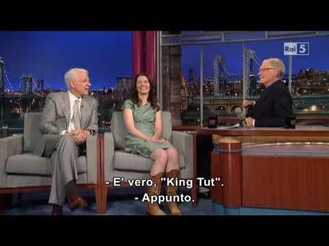 Steve Martin & Edie Brickell @ David Letterman  230413 SUB ITA