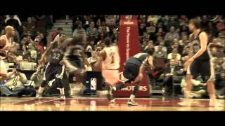 Derrick Rose Mix-Work Hard Play Hard
