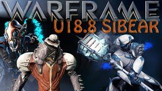 Warframe - Update 18.8.0: Ice hammer