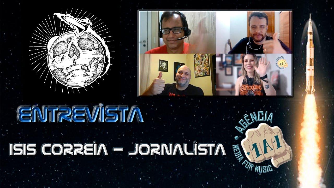 Lançamentos do Metal Entrevista 1A1 - Isis Correia