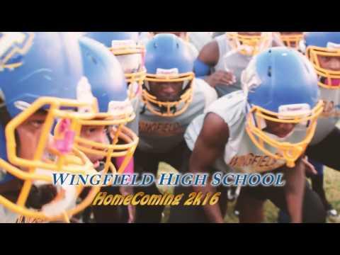 Wingfield High School Homecoming 2k16