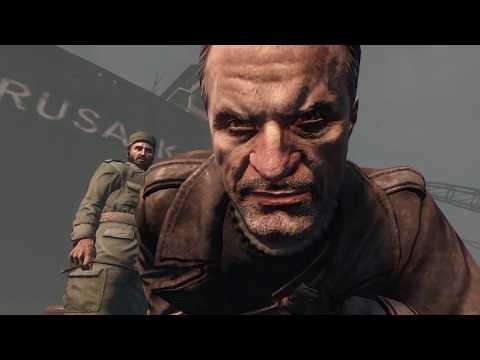 Прохождение Call of Duty  Black Ops (1)-Меня похитили и допрашивают!