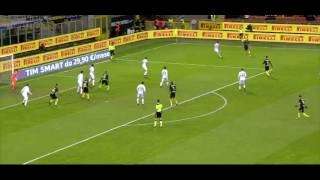 Video Gol Pertandingan Inter Milan vs Chievo Verona