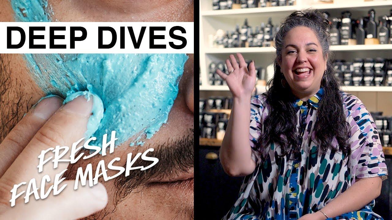 Lush Deep Dives: A Fresh Look at Fresh Face Masks