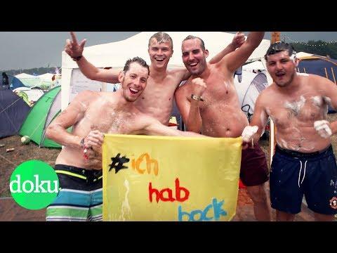 Party, Alkohol und EDM - Parookaville-Festival 2019 | WDR Doku