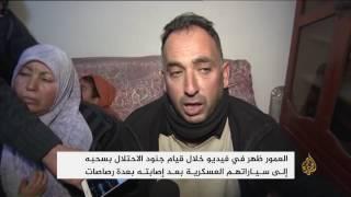 آلاف الفلسطينيين يشيعون الشهيد قصي العمور