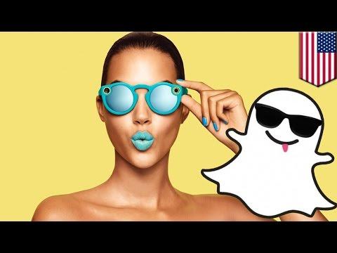 Snapchat Spectacles: New Snapchat sunglasses record 10-second circular videos - TomoNews