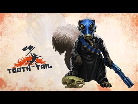 Tooth and Tail Gameplay Impressions - Long Coats Campaign Arrives!