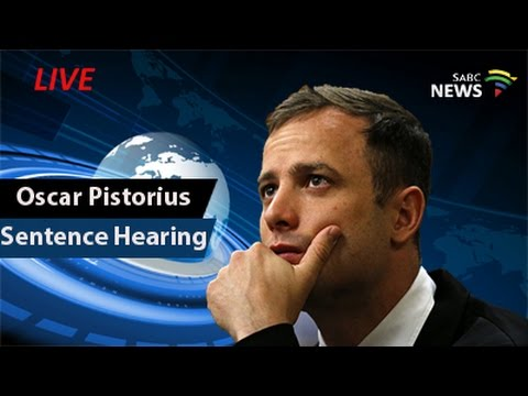 Oscar Pistorius sentence hearing, 15 June 2016