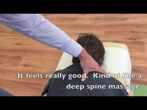 Non-invasive treatment for neck and back pain.  Nevada City. 530-270-9533
