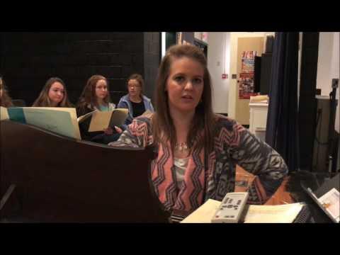 Starmount High School Chorus and Show Choir Classes