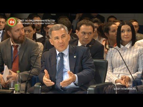 видео: Минниханов – «Таттелекому»: «Вы упали, что ли? Откуда этот миллиард появился?»