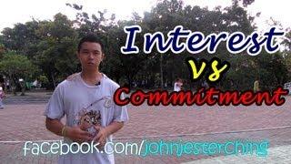 JESTER - Interest vs Commitment (HD)