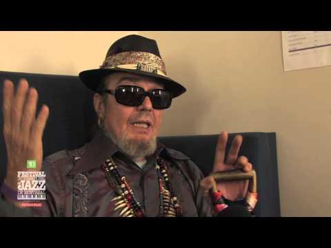 Dr. John -- 2013 Festival -- Interview