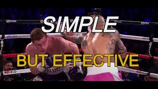 1 Simple Way to Set Traps in Boxing (Give and Take)