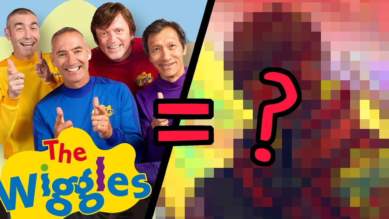 If The Wiggles wasn't for kids (GORE WARNING)
