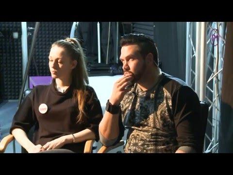 Состояние Аффекта - на канале 1М,прямой эфир(Live+интервью)