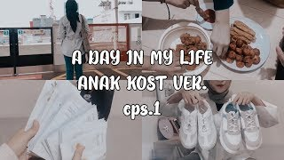 Download Lagu A DAY IN MY LIFE : Anak Kost ver. Eps.1 | Cyn can Vlog mp3