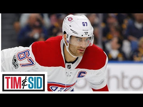 Max Pacioretty Thanks Montreal Canadiens Fans From Bottom of His Heart | Tim and Sid
