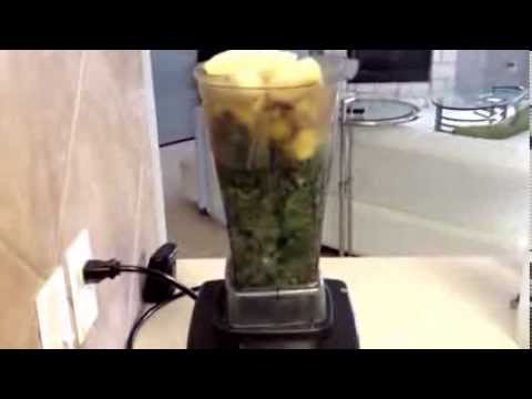 Dr. G's Favorite Green Smoothie Recipe