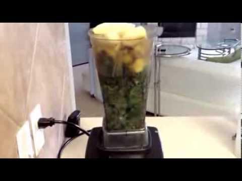 Dr. G's Favorite Green Smoothie Recipe