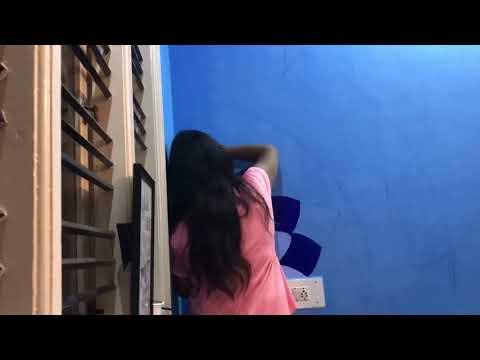 Mandalas wall painting // Bindu PS