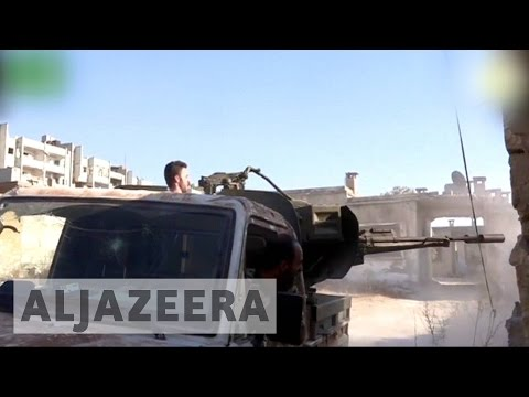 Syria's War: Rebels launch new Aleppo offensive