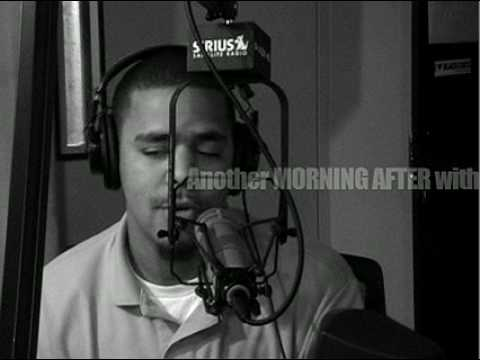 J Cole's Unreleased Track From American Gangster LIVE!!!!